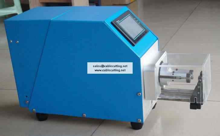 Coaxial Cable Stripping Machine (WPM-28) - XIAMEN FREEDE INDUSTRY CO ...