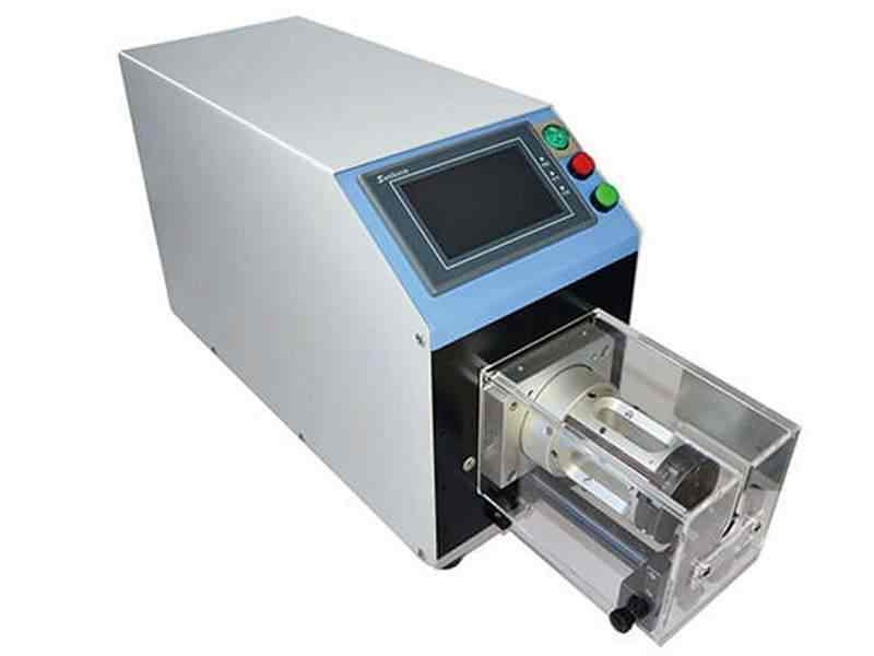 Coaxial cable wire stripping machine WPM-6806D - XIAMEN ...