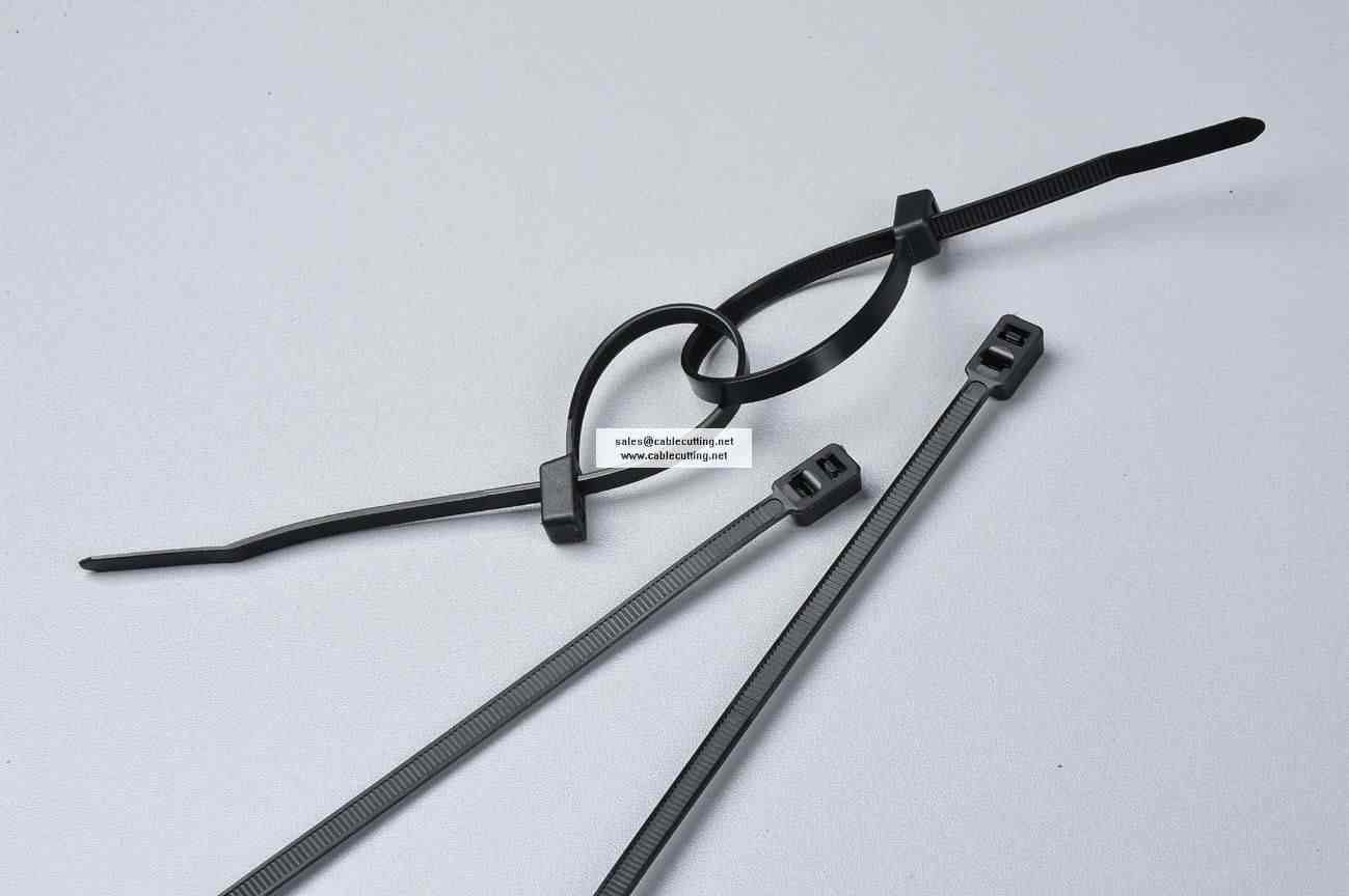 Loop Tie Wire : Double loop cable tie xiamen freede industry co ltd