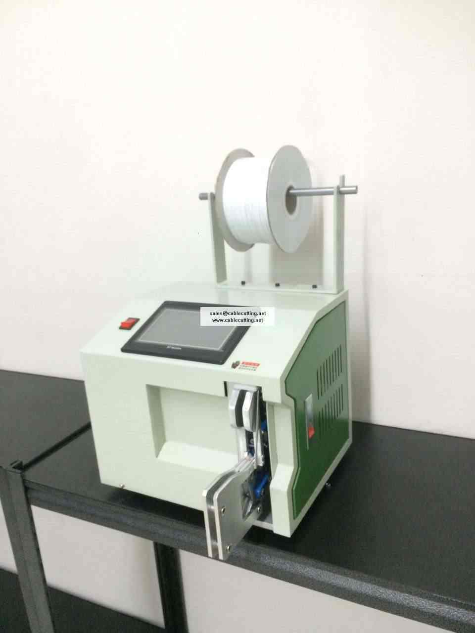 Automatic wire coiling and binding machine (WPM-212) - XIAMEN FREEDE ...